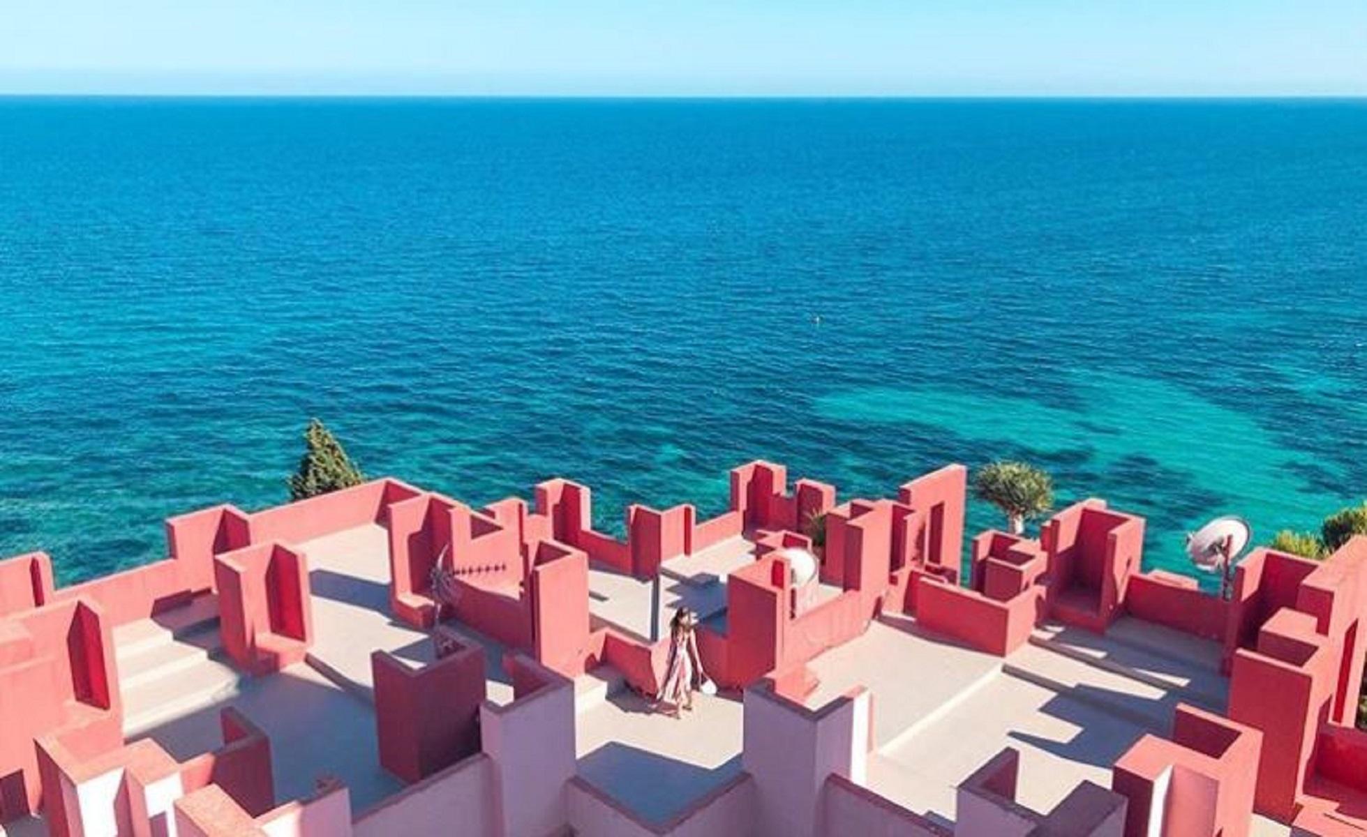 Mural de La Roja Espanola como visitarlo y que es
