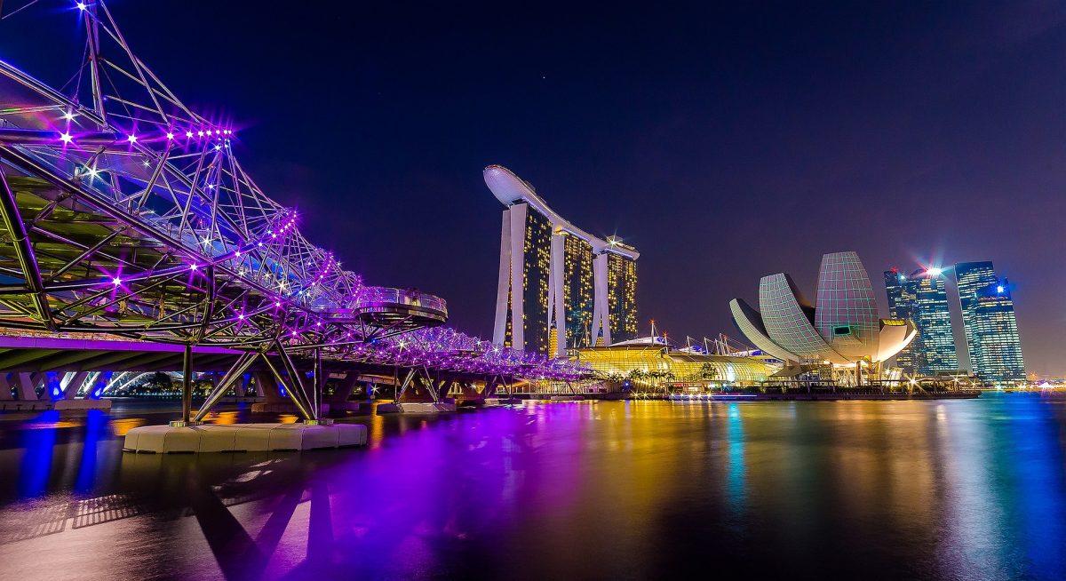 Singapur como llegar alli aeropuerto vuelos y hoteles