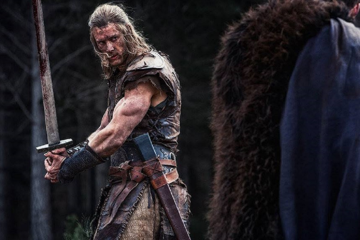 La pelicula vikinga de 2014 donde se rodo