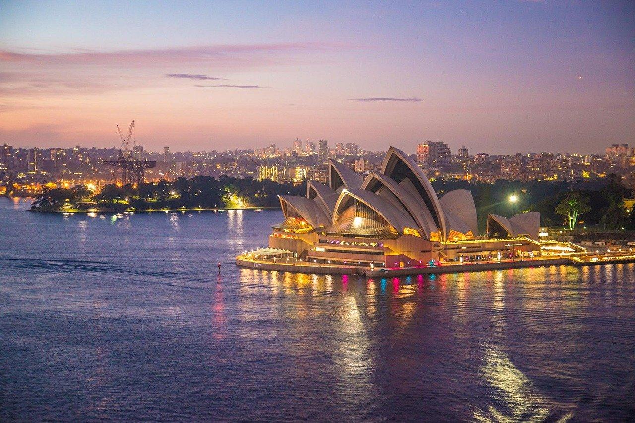 Sidney Australia que ver las atracciones mas importantes