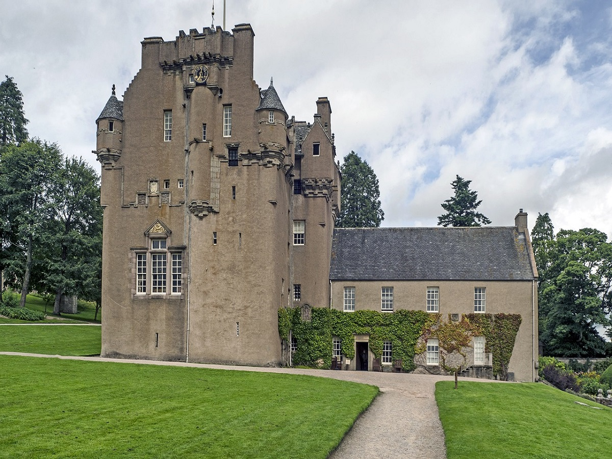 castillo de crathes
