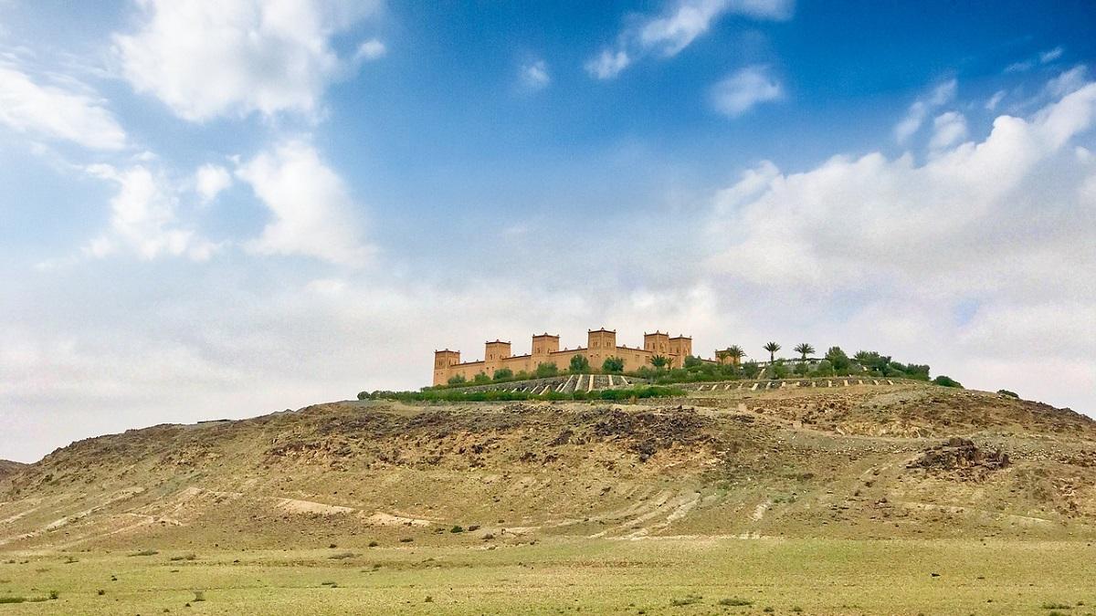 El Badi -Marruecos