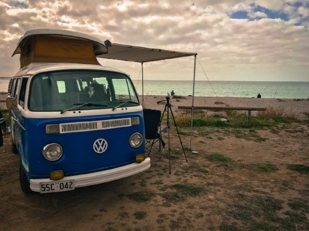rapid bay campground travel with no anchor