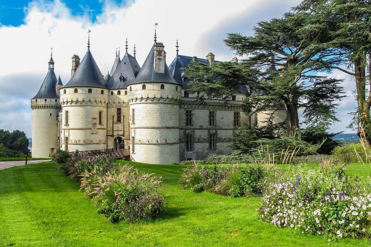 Los 5 castillos más bonitos de Francia