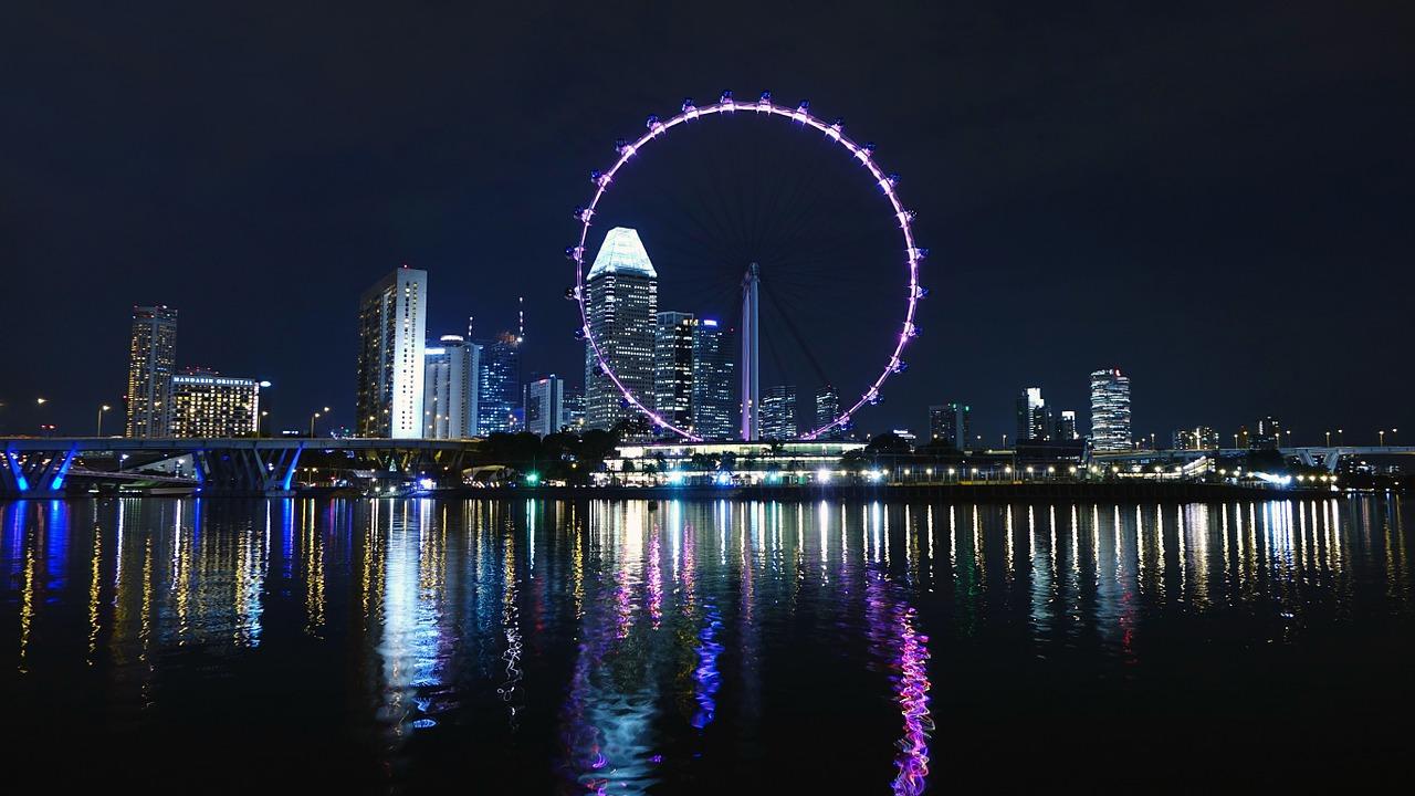 Lugares atractivos de Singapur
