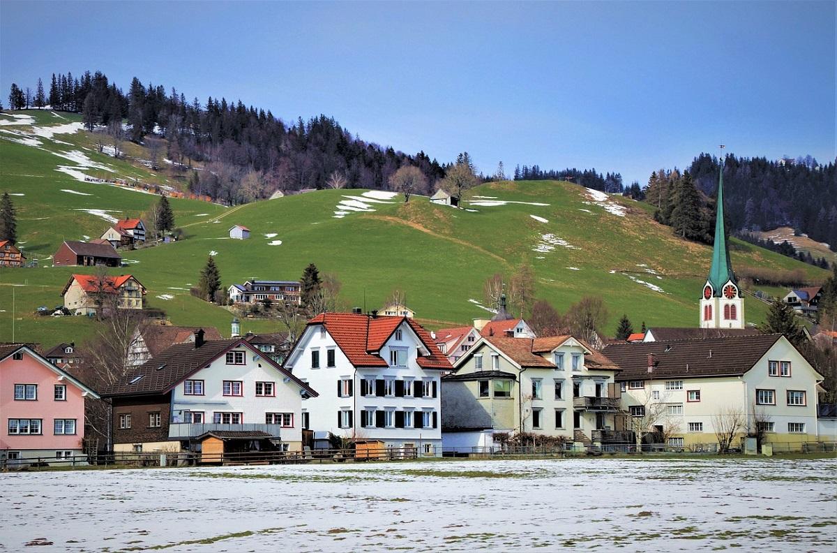 Los 14 pueblos más pintorescos de Suiza