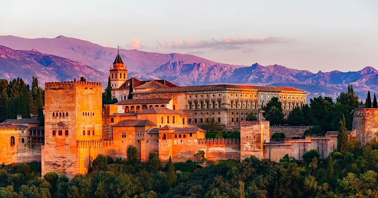 castillo espana