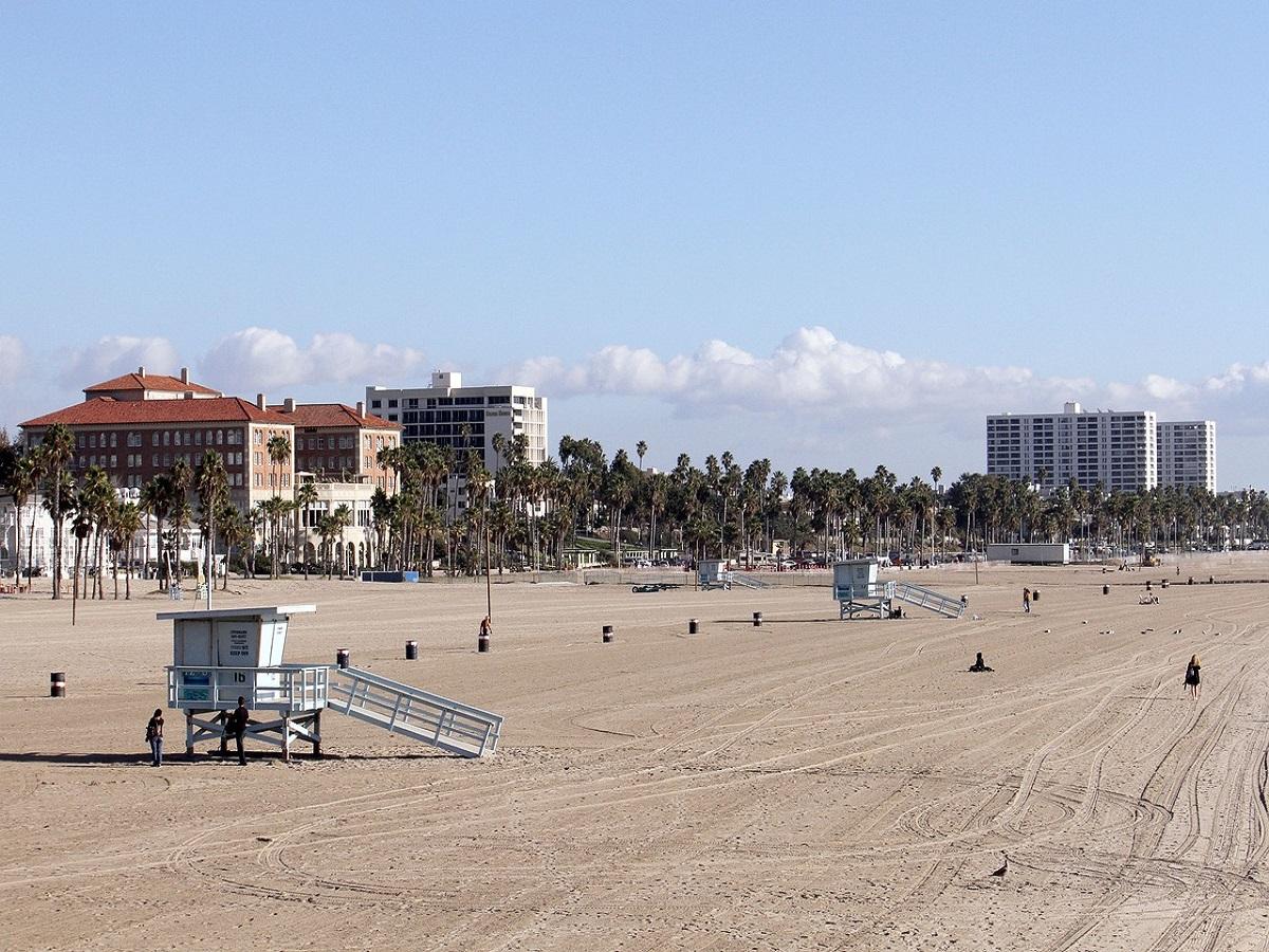 playas california
