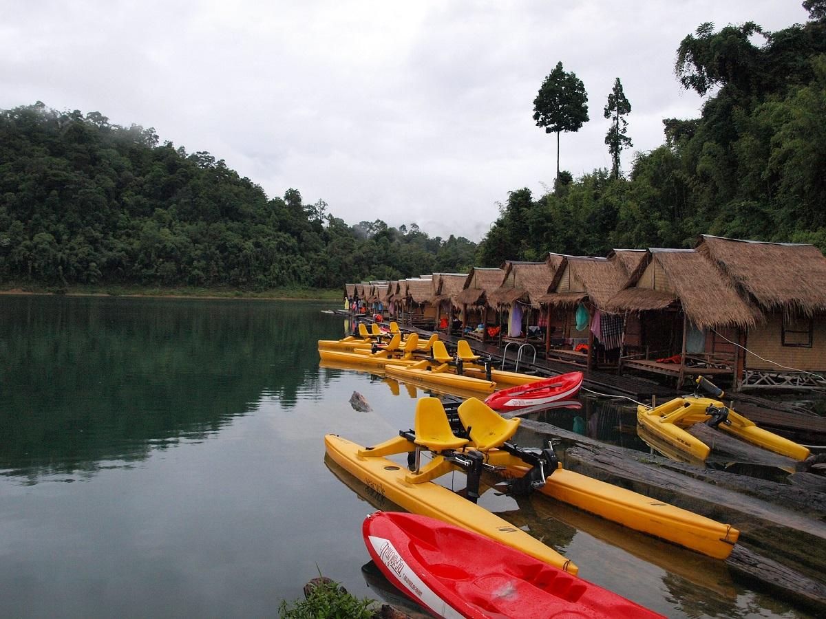 khao sok parque nacional