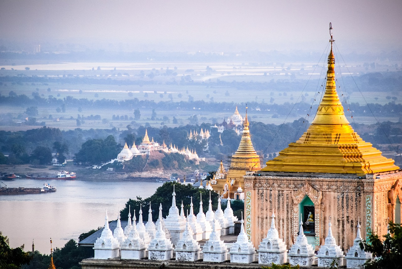 atracciones turísticas de Myanmar