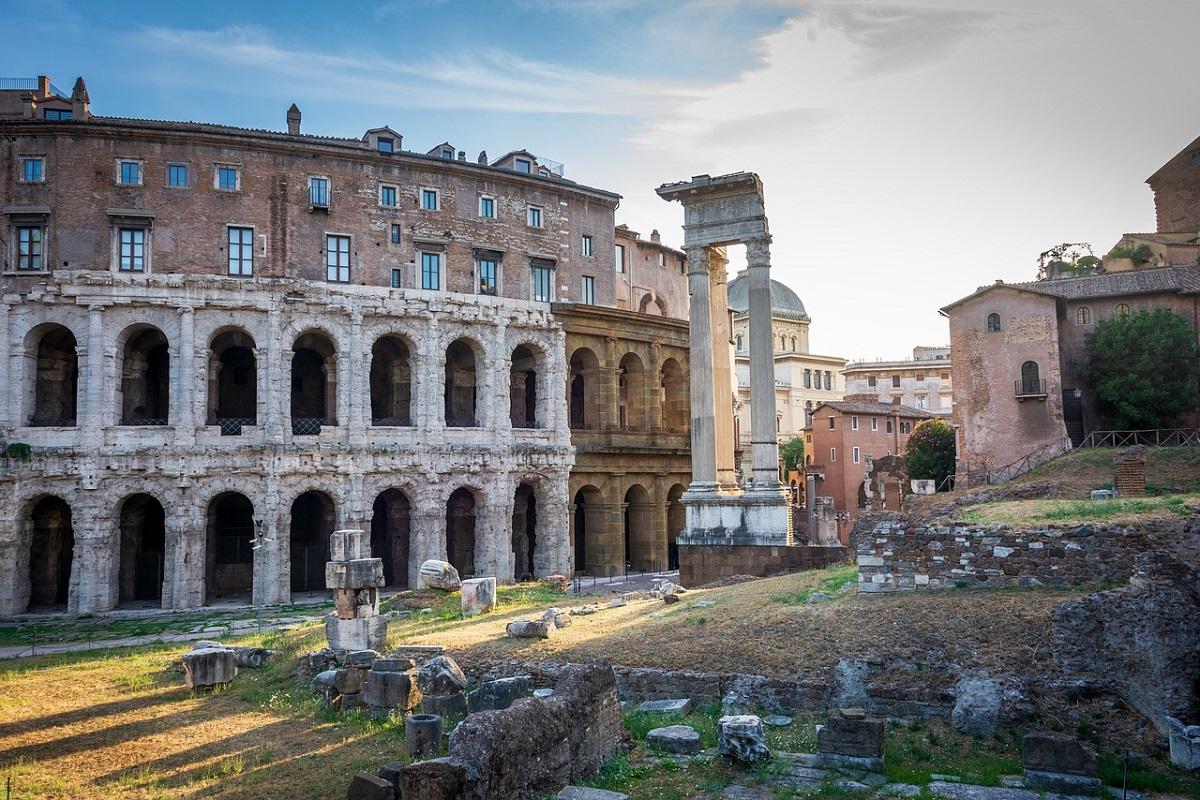 Monumentos romanos antiguos