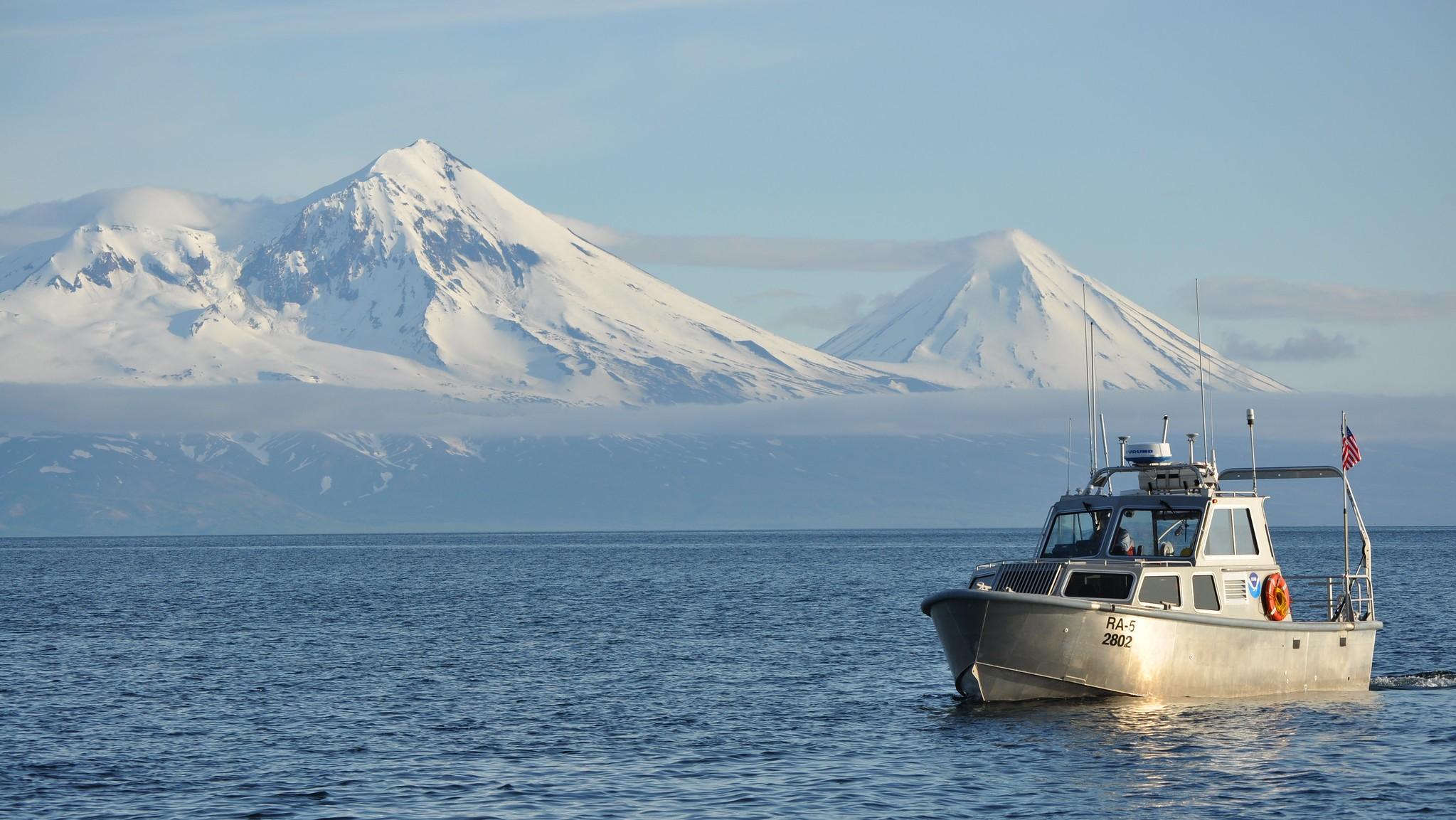 volcanes alaska